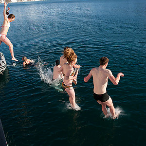 Ocean Swimming in Iceland - Borea Adventures