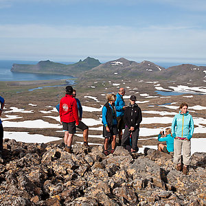 Mountain hiking multi day tour in Iceland