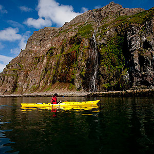 Kayaking in Icelandic Nature - Private tours