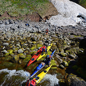 Coastal Kayaking Adventure