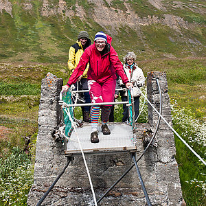 Activity tour in Westfjords Iceland
