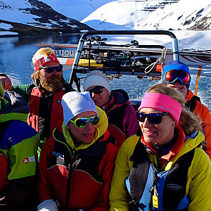 Boat tour to private cottage in Westfjords Iceland