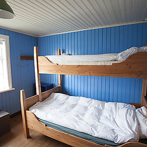 Kvíar, our farmhouse turned guest house